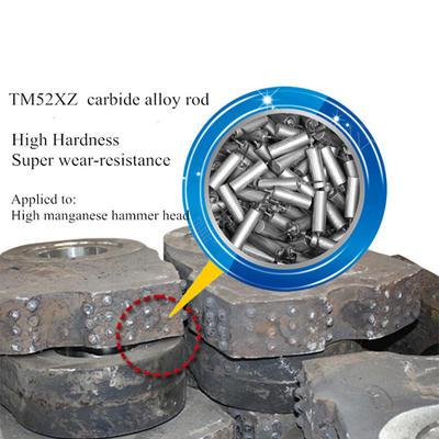 TM52X Titanium Carbide Based Steel Bonded Material