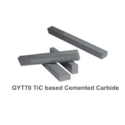 GYT70 TiC-based Cemented Carbide Bars